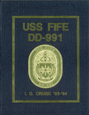1984 Edition, Fife (DD 991) - Naval Cruise Book