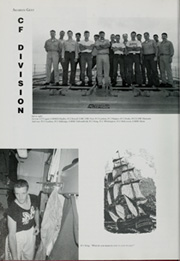 Page 14, 1992 Edition, Fife (DD 991) - Naval Cruise Book online yearbook collection