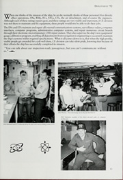 Page 17, 1992 Edition, Fife (DD 991) - Naval Cruise Book online yearbook collection
