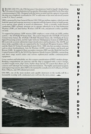 Page 7, 1992 Edition, Fife (DD 991) - Naval Cruise Book online yearbook collection