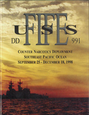1998 Edition, Fife (DD 991) - Naval Cruise Book