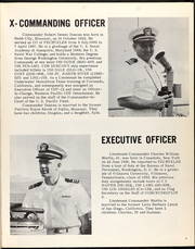 Page 9, 1967 Edition, Fechteler (DD 870) - Naval Cruise Book online yearbook collection