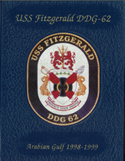 1999 Edition, Fitzgerald (DDG 62) - Naval Cruise Book