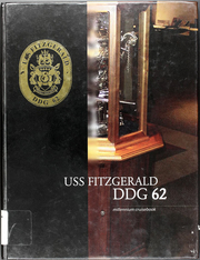 Fitzgerald (DDG 62) - Naval Cruise Book online yearbook collection, 2000 Edition, Page 1