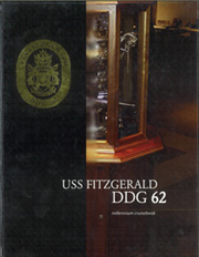 2001 Edition, Fitzgerald (DDG 62) - Naval Cruise Book