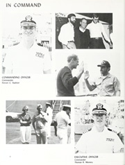Page 10, 1982 Edition, Fletcher (DD 992) - Naval Cruise Book online yearbook collection