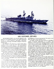 Page 8, 1982 Edition, Fletcher (DD 992) - Naval Cruise Book online yearbook collection