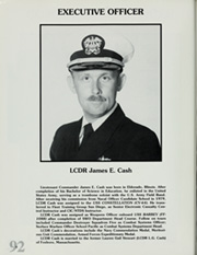 Page 10, 1992 Edition, Flint (AE 32) - Naval Cruise Book online yearbook collection