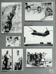 Page 15, 1992 Edition, Flint (AE 32) - Naval Cruise Book online yearbook collection