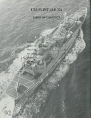Page 6, 1992 Edition, Flint (AE 32) - Naval Cruise Book online yearbook collection