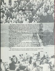Page 7, 1992 Edition, Flint (AE 32) - Naval Cruise Book online yearbook collection
