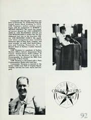 Page 9, 1992 Edition, Flint (AE 32) - Naval Cruise Book online yearbook collection