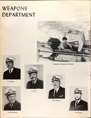 Page 14, 1973 Edition, Floyd Parks (DD 884) - Naval Cruise Book online yearbook collection