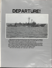 Page 11, 1986 Edition, Ford (FFG 54) - Naval Cruise Book online yearbook collection