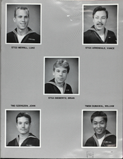 Page 17, 1986 Edition, Ford (FFG 54) - Naval Cruise Book online yearbook collection