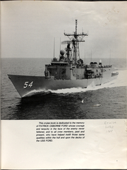 Page 5, 1986 Edition, Ford (FFG 54) - Naval Cruise Book online yearbook collection