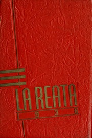 1938 Edition, Glendale Junior College - La Reata Yearbook (Glendale, CA)