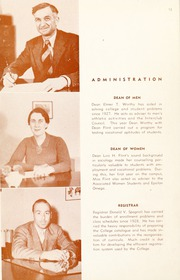 Page 16, 1939 Edition, Glendale Junior College - La Reata Yearbook (Glendale, CA) online yearbook collection