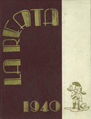 1940 Edition, Glendale Junior College - La Reata Yearbook (Glendale, CA)