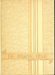 1947 Edition, Glendale Junior College - La Reata Yearbook (Glendale, CA)