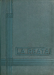 1948 Edition, Glendale Junior College - La Reata Yearbook (Glendale, CA)