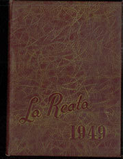 1949 Edition, Glendale Junior College - La Reata Yearbook (Glendale, CA)