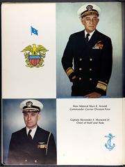 Page 6, 1957 Edition, Forrestal (CVA 59) - Naval Cruise Book online yearbook collection