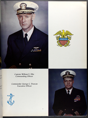 Page 7, 1957 Edition, Forrestal (CVA 59) - Naval Cruise Book online yearbook collection