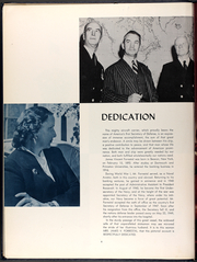 Page 8, 1957 Edition, Forrestal (CVA 59) - Naval Cruise Book online yearbook collection