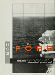 Page 17, 1960 Edition, Forrestal (CVA 59) - Naval Cruise Book online yearbook collection