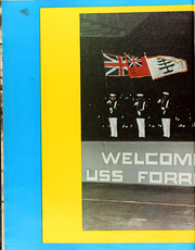 Page 10, 1975 Edition, Forrestal (CVA 59) - Naval Cruise Book online yearbook collection