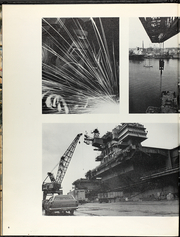 Page 12, 1975 Edition, Forrestal (CVA 59) - Naval Cruise Book online yearbook collection