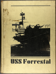 1980 Edition, Forrestal (CVA 59) - Naval Cruise Book