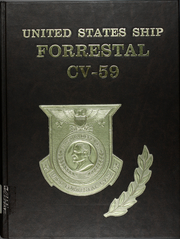 1985 Edition, Forrestal (CVA 59) - Naval Cruise Book