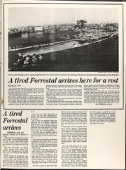 Page 3, 1985 Edition, Forrestal (CVA 59) - Naval Cruise Book online yearbook collection
