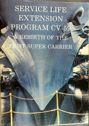 Page 7, 1985 Edition, Forrestal (CVA 59) - Naval Cruise Book online yearbook collection