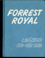 Forrest Royal (DD 872) - Naval Cruise Book online yearbook collection, 1963 Edition, Page 1