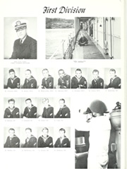 Page 10, 1963 Edition, Forrest Royal (DD 872) - Naval Cruise Book online yearbook collection