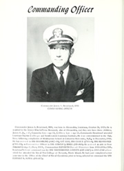 Page 8, 1963 Edition, Forrest Royal (DD 872) - Naval Cruise Book online yearbook collection