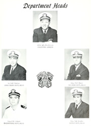 Page 9, 1963 Edition, Forrest Royal (DD 872) - Naval Cruise Book online yearbook collection
