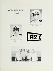 Page 7, 1970 Edition, Forrest Royal (DD 872) - Naval Cruise Book online yearbook collection