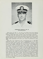 Page 8, 1970 Edition, Forrest Royal (DD 872) - Naval Cruise Book online yearbook collection