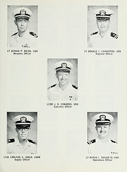Page 9, 1970 Edition, Forrest Royal (DD 872) - Naval Cruise Book online yearbook collection