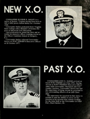 Page 11, 1978 Edition, Fort Fisher (LSD 40) - Naval Cruise Book online yearbook collection