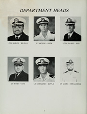 Page 12, 1978 Edition, Fort Fisher (LSD 40) - Naval Cruise Book online yearbook collection
