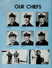 Page 16, 1978 Edition, Fort Fisher (LSD 40) - Naval Cruise Book online yearbook collection