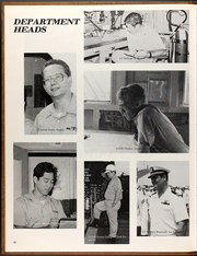 Page 12, 1985 Edition, Fort Fisher (LSD 40) - Naval Cruise Book online yearbook collection