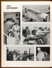 Page 14, 1985 Edition, Fort Fisher (LSD 40) - Naval Cruise Book online yearbook collection