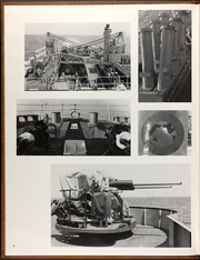 Page 6, 1985 Edition, Fort Fisher (LSD 40) - Naval Cruise Book online yearbook collection