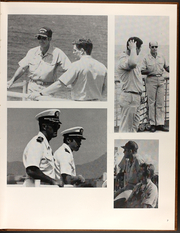 Page 9, 1985 Edition, Fort Fisher (LSD 40) - Naval Cruise Book online yearbook collection